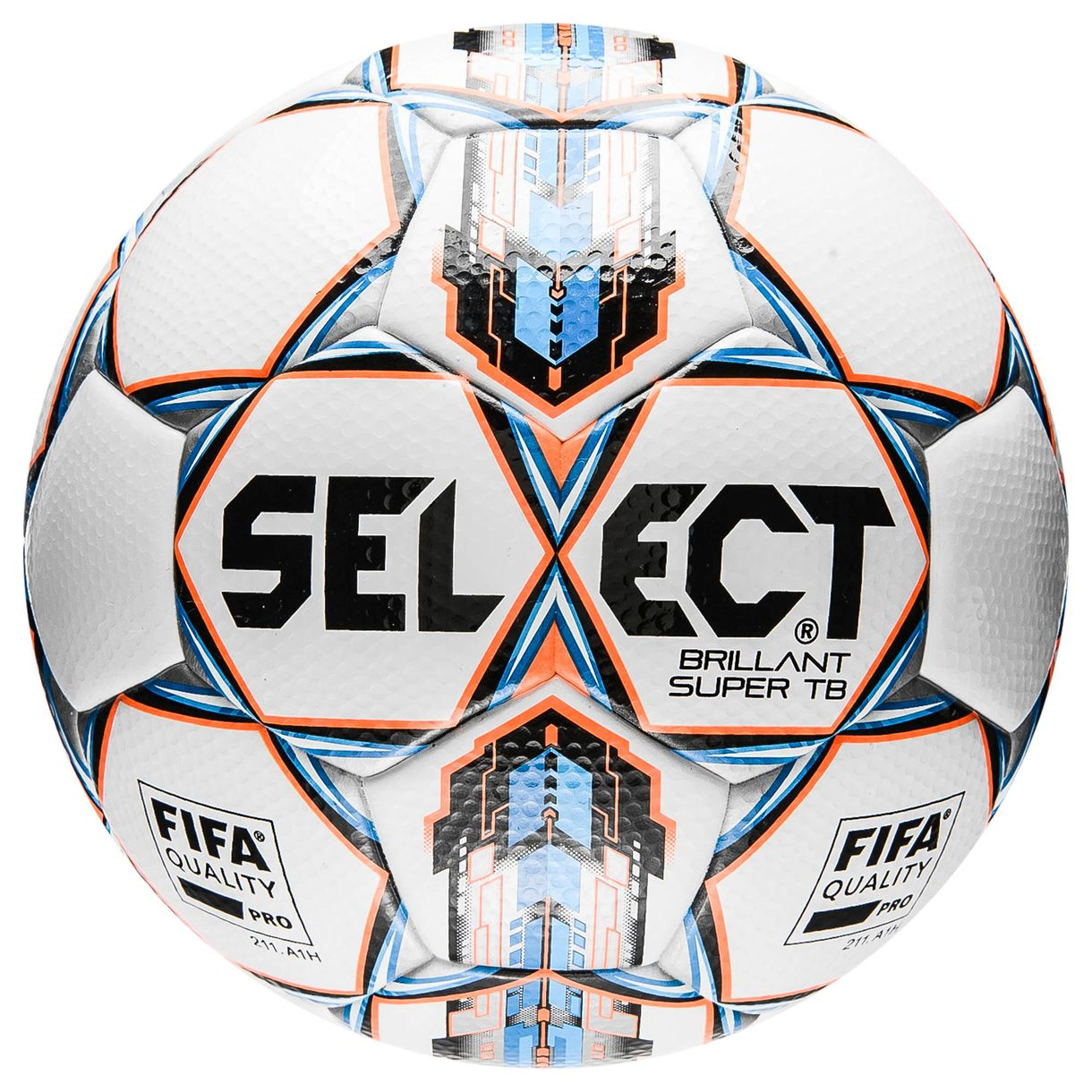Мяч футбольный SELECT BRILLIANT SUPER FIFA TB