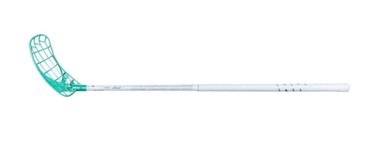 Клюшка флорбольная OXDOG ZERO RUDD SUPERLIGHT 27 MT 101 Round MB —  Левый