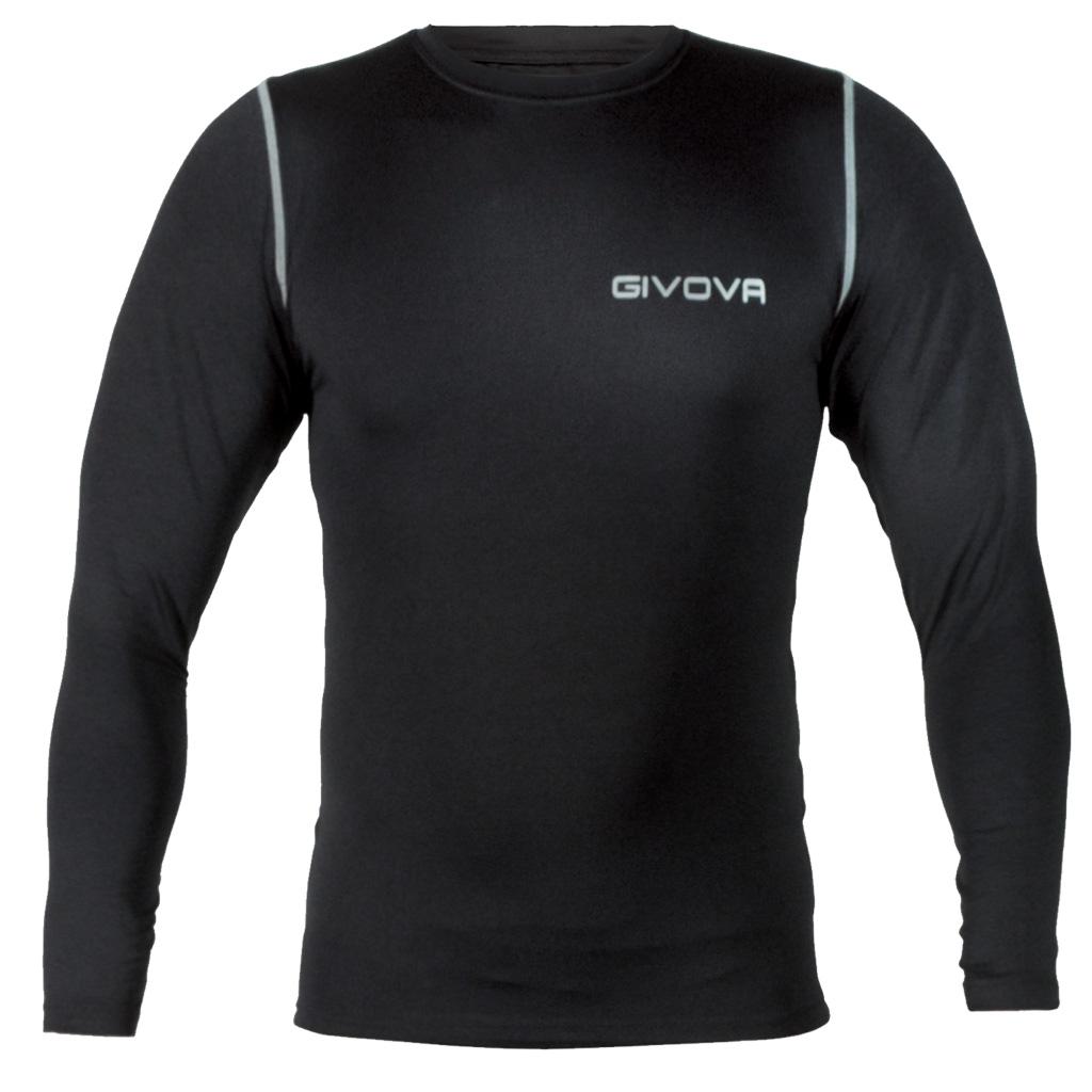 Футболка компрессионная длинный рукав GIVOVA CORPUS 3