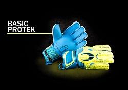 Тренировочные вратарские перчатки HO SOCCER серии BASIC PROTEK